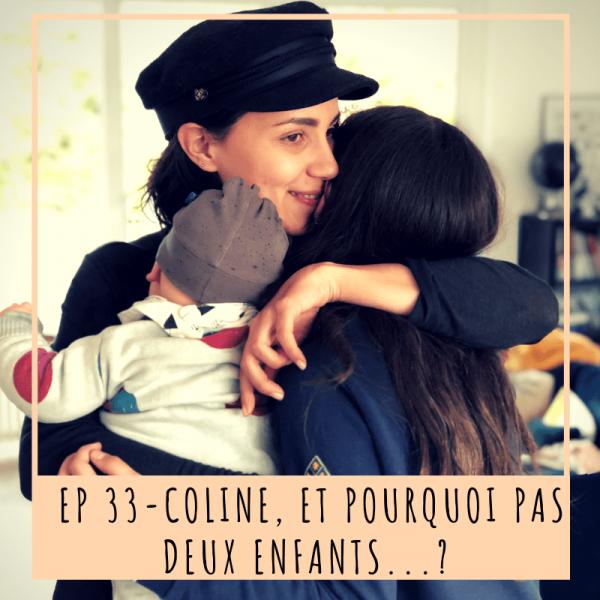 Coline, Deux enfants, Influenceuse, Baby-Blues, Allaitement, Jeune maman