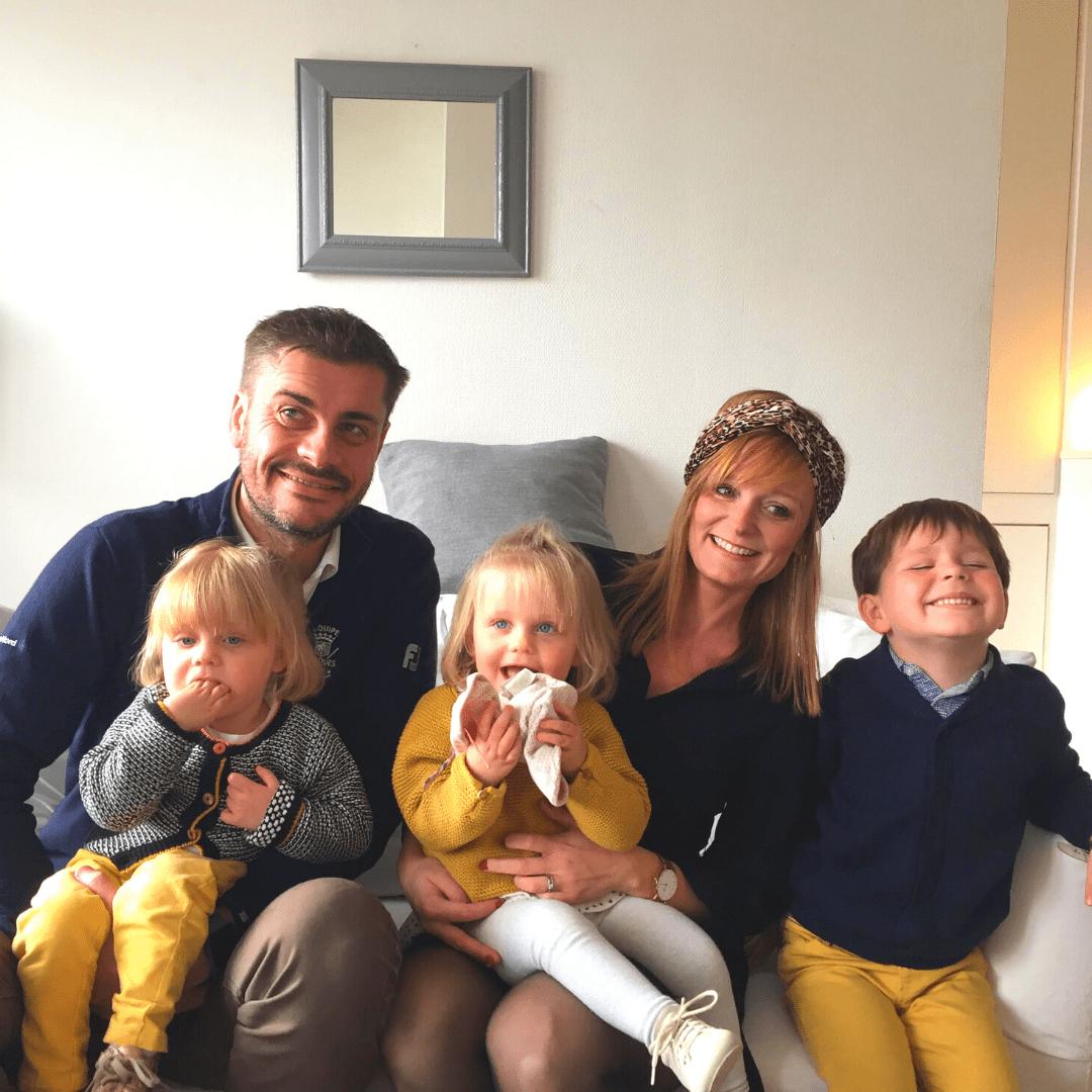 Maladie, AVC, jeune maman, Grossesses multiples, Famille nombreuse