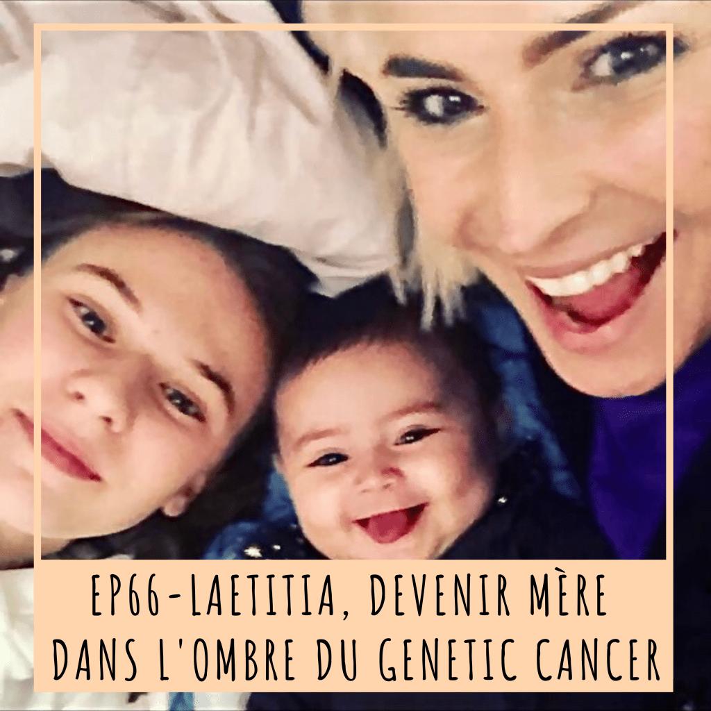 Laetitia Mendes, Combat contre le Cancer, Association, Genetic Cancer, Mastectomie