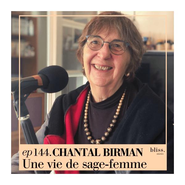 Chantal Birman, une vie de sage-femme